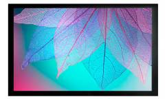 Экран на раме Cactus 124x220см FrameExpert CS-PSFRE-220X124 16:9 настенный натяжной