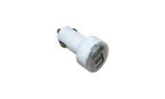 Автомобильное зарядное устройстов блочек SA-2211 2 usb 5V=2A белый