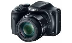 Цифровой фотоаппарат Canon PowerShot SX540 HS черный