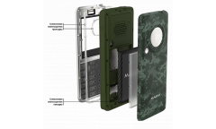 Мобильный телефон Maxvi T3 marengo IP 67