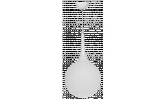 Люстра-Подвес_DE FRAN_ SP1-1510-1CH _E27 _1*60Вт _хром, d25*h45 см