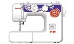 Швейная машина Janome 4400 белый (кол-во швейных операций -15)