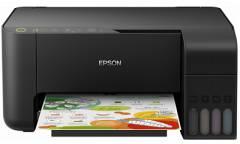 МФУ струйный Epson L3110 (C11CG87405) A4 USB черный