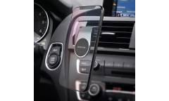 Автодержатель Borofone BH10 Air outlet magnetic in-car holder Silver