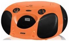 Магнитола BBK BX110U оранжевая/черная