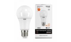 Лампа светодиодная GAUSS _A60_12W/2700K_E27 _Стандарт