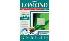 """Фотобумага Lomond A4 230г/м2, Premium глянц. с дизайном """"Био макро"""", 10л"""