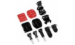 Набор для экшн-камер Hama H-4397 черный пластик для: GoPro