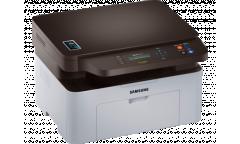 МФУ лазерный SAMSUNG SL-M2070W (SS298B) A4 WiFi белый/серый