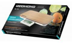 Весы кухонные электронные Redmond RS-721 макс.вес:10кг светло-коричневый