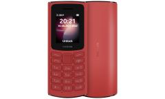 Мобильный телефон Nokia 105 4G DS (TA-1378) Red/красный