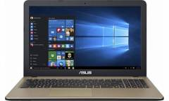 "Ноутбук Asus X540NV-DM037T Celeron N3450 (1.1)/4G/500G/15.6"" FHD AG/NV 920MX 2G/noODD/BT/Win10 Black"