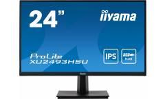 """Монитор Iiyama 23.8"""" ProLite XU2493HSU-B1 черный IPS LED 16:9 HDMI DisplayPort M/M (плохая упаковка)"""