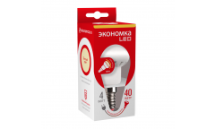 Лампа светодиодная ЭКО_Экономка _R39_4W/3000K_ E14