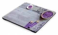Весы напольные электронные Starwind SSP6031 макс.180кг рисунок/фиолетовый