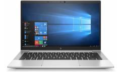 """Ноутбук HP EliteBook 835 G7 Ryzen 5 Pro 4650U/8Gb/SSD256Gb/AMD Radeon/13.3""""/FHD (1920x1080)/Windows 10 Professional 64/silver/WiFi/BT/Cam"""