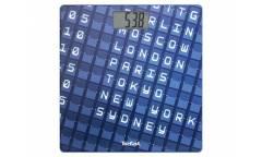 Весы напольные электронные Tefal PP2100V0 макс.160кг синий