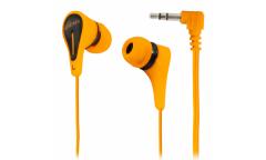 Наушники Ritmix RH-012 внутриканальные оранжевые