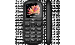 Мобильный телефон teXet TM-B221 черный