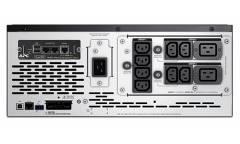 Источник бесперебойного питания APC Smart-UPS X SMX3000HVNC 2700Вт 3000ВА черный