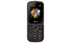 Мобильный телефон Joys S3 чёрно-красный