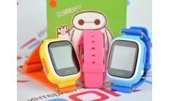 Умные часы Smart Baby Watch Q100 Pink
