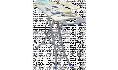 Гладильная доска «Bell classy 3» ДСП (1120х345мм), подрукавник, розетка