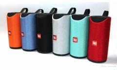 Беспроводная (bluetooth) акустика Portable TG113 голубая