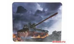 """Коврик для компьютерной мыши """"Tanks"""", Рис.7 (194*233*3 мм), полипропилен+вспененный пла"""