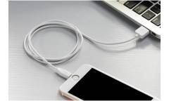 Кабель USB Hoco X39 Titan charging data cable for Micro red