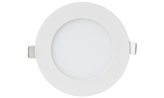 Панель светодиодная круглая ASD  RLP-1442 14Вт 160-260В 4000К 1120Лм 170/155мм алюминий IP40
