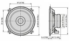 Колонки автомобильные Pioneer TS-1301I (13 см)