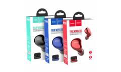 Наушники беспроводные (Bluetooth) Hoco ES25 (красный)