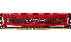 Память DDR4 4Gb 2400MHz Crucial BLS4G4D240FSE RTL PC4-19200 CL16 DIMM 288-pin 1.2В kit