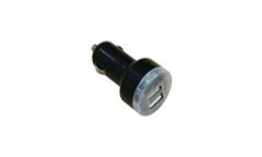 Автомобильное зарядное устройстов блочек SA-2211 2 usb 5V=2A черный
