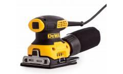 Вибро шлифовальная машина DeWalt DWE6411-QS 230Вт
