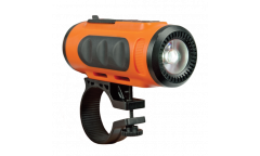 Беспроводная (bluetooth) акустика Ritmix SP-520BС оранжевая