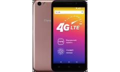 Смартфон Prestigio Grace M5 LTE Gold