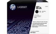 Картридж HP CF281A для LaserJet Enterprise M606/M605/604