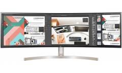 "Монитор LG 49"" 49WL95C черный IPS LED 32:9 HDMI M/M матовая HAS Pivot 350cd 178гр/178гр 5120x1440 DisplayPort FHD USB 15.2кг"