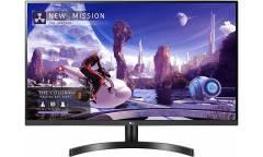 "Монитор LG 27"" 27QN600-B черный IPS LED 16:9 HDMI матовая 350cd 178гр/178гр 2560x1440 DisplayPort WQHD"
