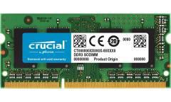 Модуль памяти Crucial SODIMM DDR3 8Gb (pc-12800) 1600MHz