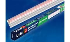 Светильник светодиодный Uniel ULI-P17-14W/SPLE IP20 WHITE 900 мм для растений - фотосинтез