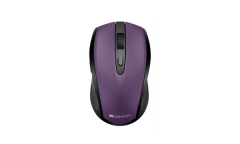 mouse CANYON 2 in1 Wireless CNS-CMSW08B Bluetooth и USB Violet