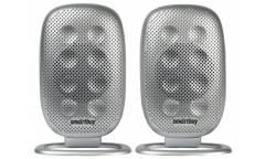 Компьютерная акустика SmartBuy Electra 2.0 USB серебристые