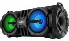 Беспроводная (bluetooth) акустика Sven PS-485 Черная