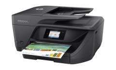 МФУ струйный HP OfficeJet Pro 6960 e-AiO (J7K33A) A4 Duplex WiFi USB RJ-45 черный