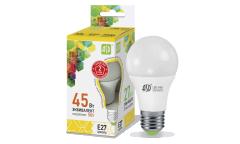 Лампа светодиодная ASD LED-A60-standard 5Вт 160-260В Е27 3000К 450Лм