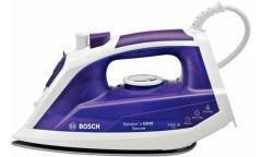 Утюг Bosch TDA1024110 2300Вт фиолетовый/белый автоотключение керамика
