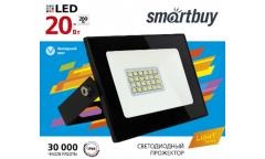 Светодиодный (LED) прожектор FL SMD LIGHT Smartbuy-20W/6500K/IP65